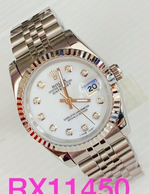 NEW BUSINESS ROLEX_DATE JUST PERPECTUAL AUTOMATIC WATCH FOR MEN WITH FREE GIFT BOX Malaysia