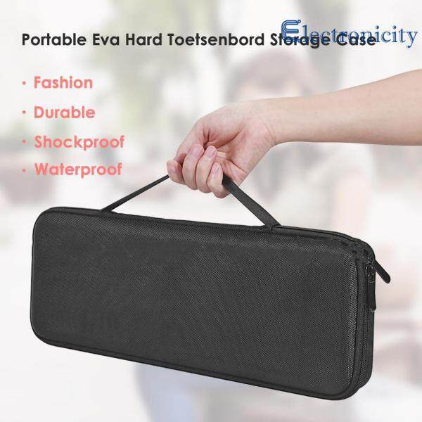 For Logitech MX Keys Wireless Keyboard Portable Carrying Case Anti-fall Hard Storage Bag Singapore