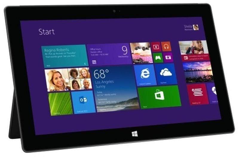 Microsoft Surface Pro 2  i5/ 4GB/ 128GB SSD Touch Win 10 Pro 3 Months Warranty Malaysia