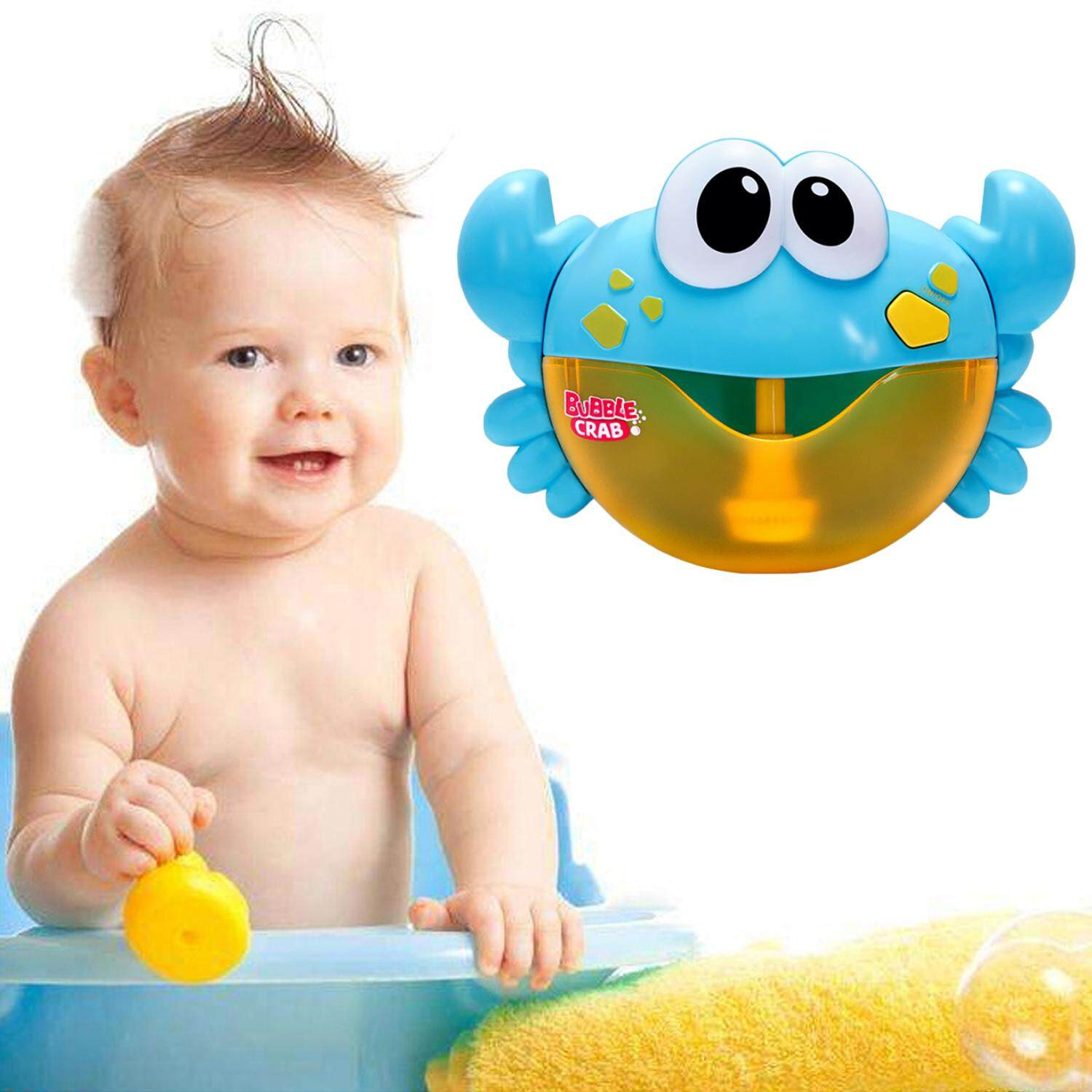 Baby Bath Toys Duck Showers Storage Bag Large Mesh Beach Bath Portab Foldable Bag Baby Shower Games Reborn Baby Doll Water Games Toys & Hobbies Bath Toy