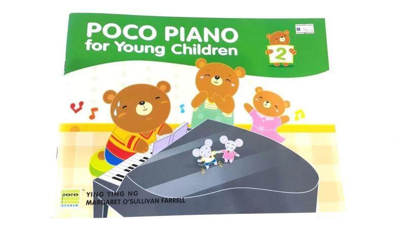 POCO PIANO FOR YOUNG CHILDREN BOOK2 Malaysia
