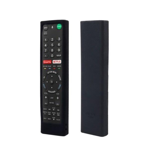 Vỏ Bọc Silicon Vỏ Bảo Vệ Cho Sony RMF-TX200C Smart TV Remote