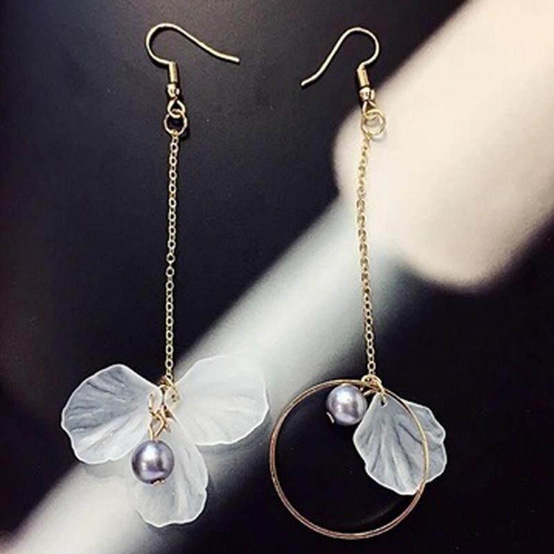 Reasonable Hot Style Korean Version Love Pearl Female Temperament Simple Sweet Heart Earrings Wholesale Cheap Sales 50% Drop Earrings