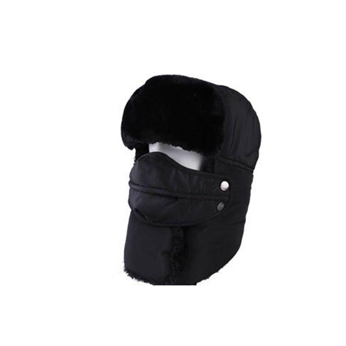 Hot Sellers Winter Lei Feng hat thickening plus velvet warm ear protection ski cap