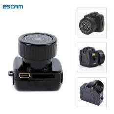 ESCAM Máy Quay Mini Y2000 Camera HD DV Ống Kính Máy Ảnh Thể Thao Ngoài Trời