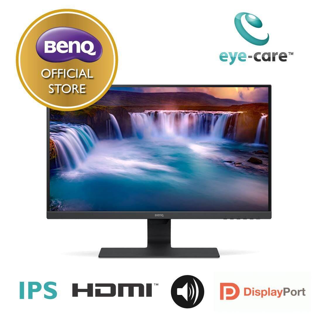 BenQ GW2480 IPS 23.8 inch 24 Brightness Intelligence Technology Eye Care Monitor Malaysia