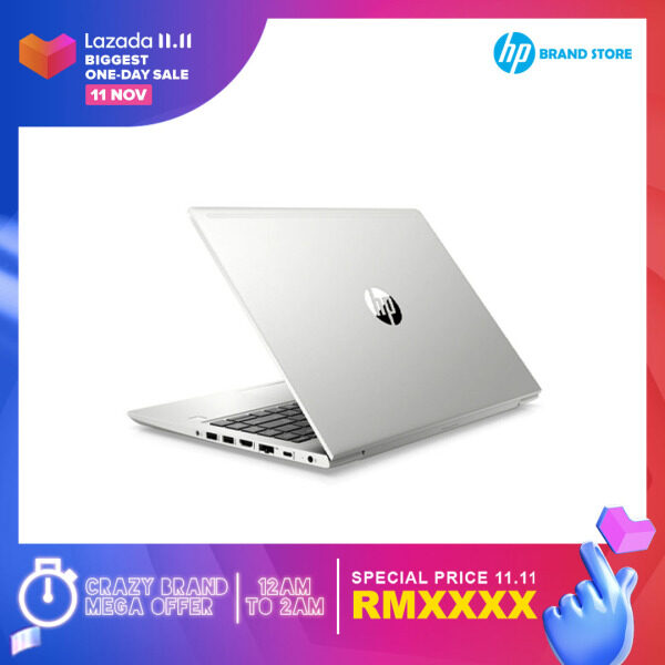 HP ProBook 440 G7 Notebook - (9FY08PA#UUF) (14IN HD/ Intel® Core™ i7-10510U/8GB DDR4/512GB SSD/ UMA/Win10 Pro) + Free Premium Gifts & Carrying Case Malaysia