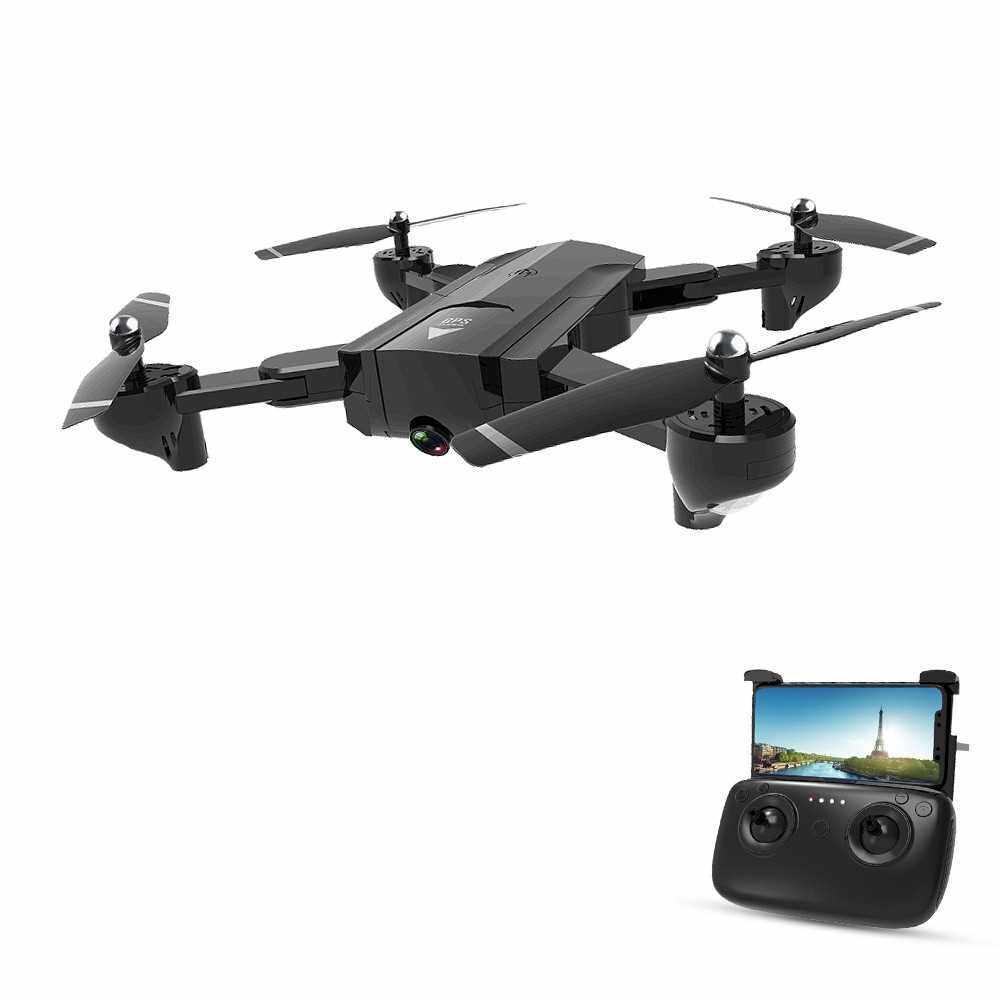 SG900-S GPS Wifi FPV RC Drone with 720P Camera 20mins Flighting Time (Black)