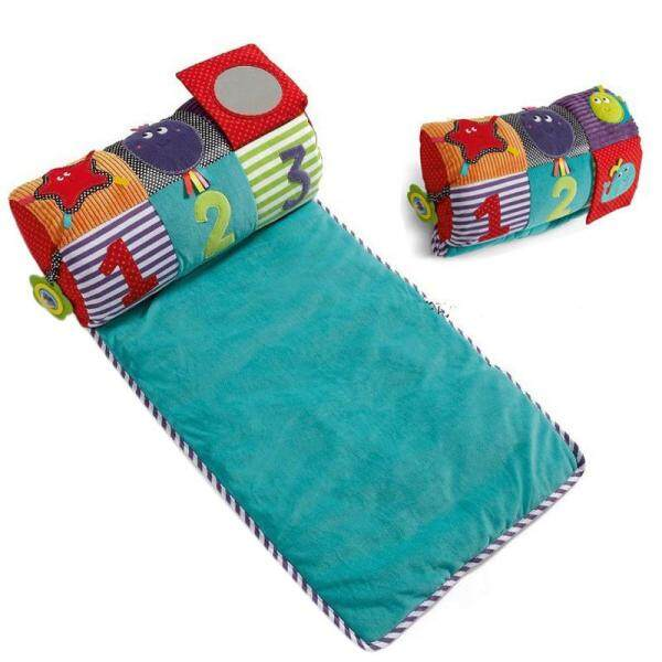 Montessori Toys Baby Early Educational Learning Toys Infant Game Blanket Climbing Mats Carpet Pad Newborn Multifunctional Pillow Singapore