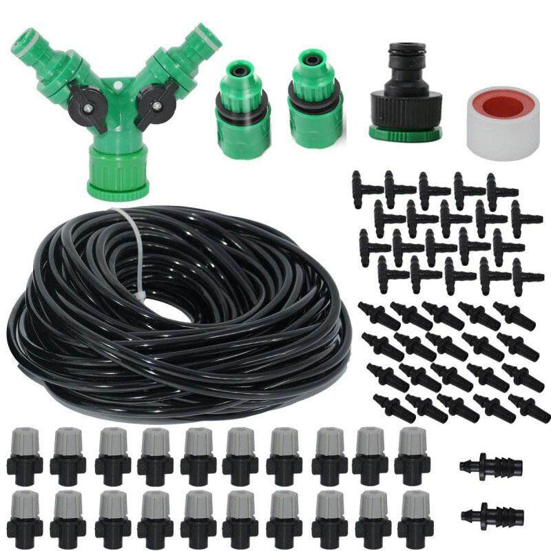 Set Spray Kit Automatic Watering Drip Planting 25-45PSI Accessories Tool Durable
