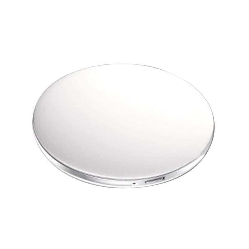 Gương Trang Điểm Mini LED Dream Nhẹ Phóng Đại, Cầm Tay Gấp Nhỏ, Xách Tay Micro USB Kết Nối