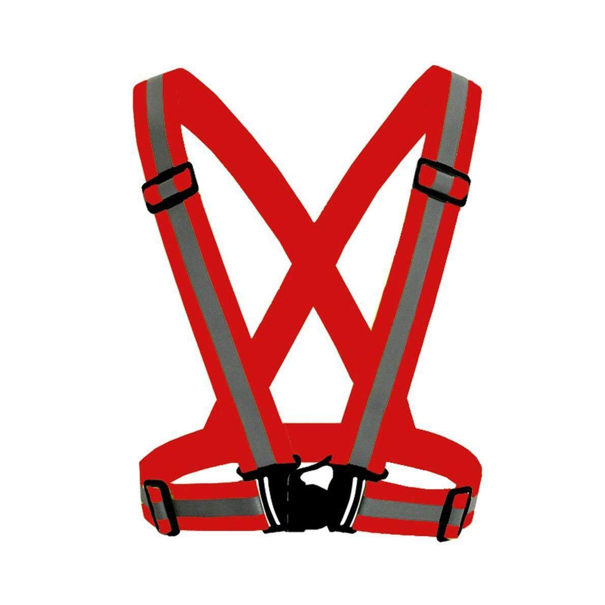 Top Sale Reflective Adjustable Safety Security High Visibility Vest Gear Stripes Jacket