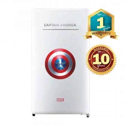 Daewoo Small Fridge FN-M125CA (125L) Captain America Refrigerator