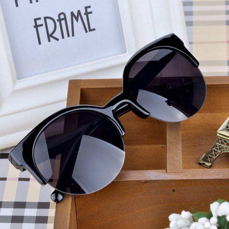a4e0fc2e75 Women Vintage Cat Eye Sunglasses Outdoor UV Protection Glasses Ladies Women  Fashion Accessories Girl Eyewear