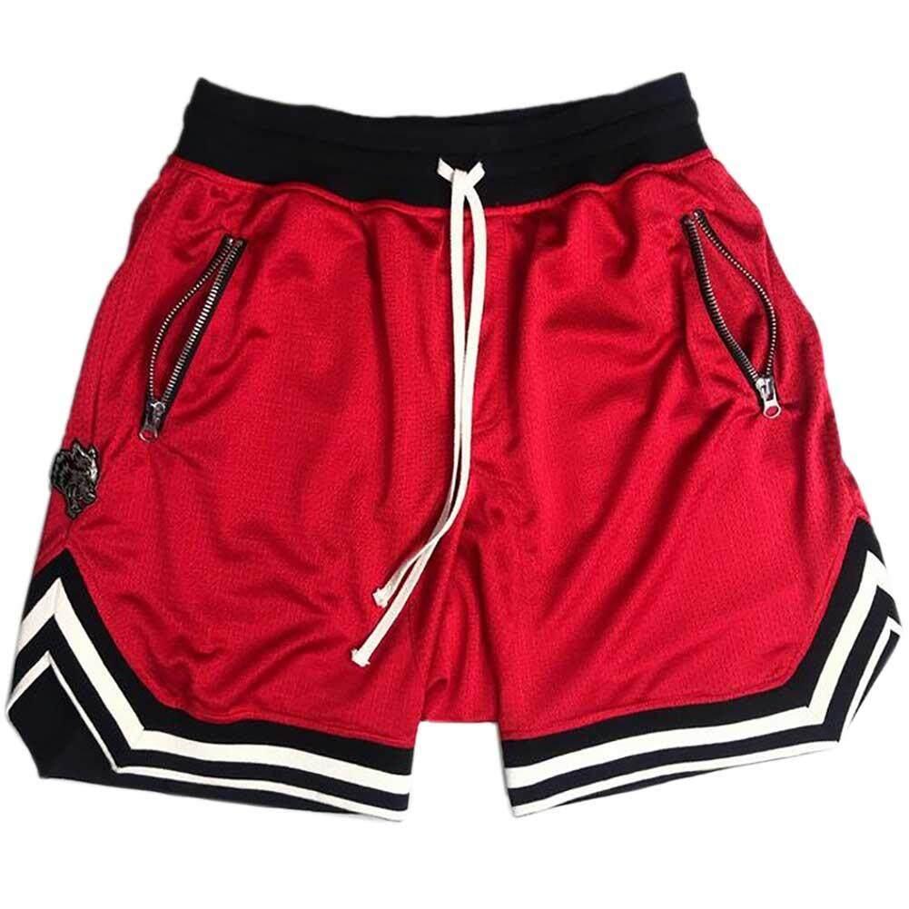 aa5f39dd5f6 Summer Men Sports Shorts Running JoggingBreathable Basketball Training Gym  Fitness Shorts