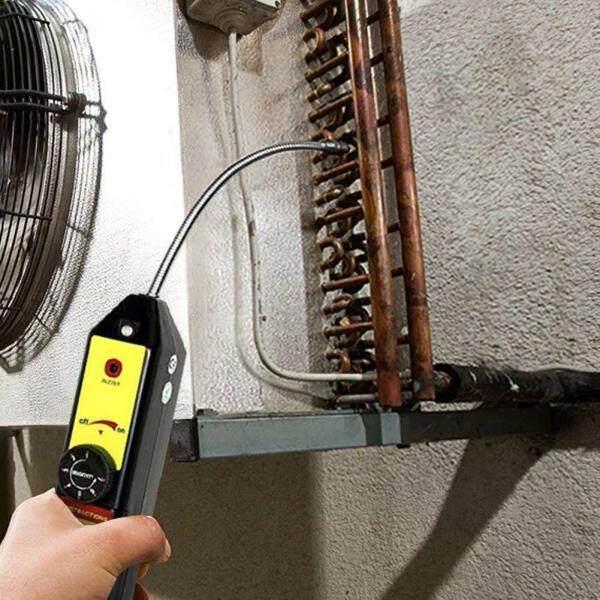 Bảng giá Máy Phát Hiện Rò Rỉ Halogen Freon Hữu Ích A/C R134 R410a R22 Công Cụ Khí HVAC Màu Đen Điện máy Pico