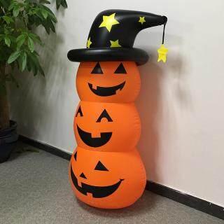 Ma Bí Ngô Roly-poly Inflatable Đồ Chơi Lật Đật Nước Lũ Lụt Dễ Dàng Để Làm Sạch Mạnh Mẽ Bền Halloween Christma Trang Trí Ngoài Trời thumbnail