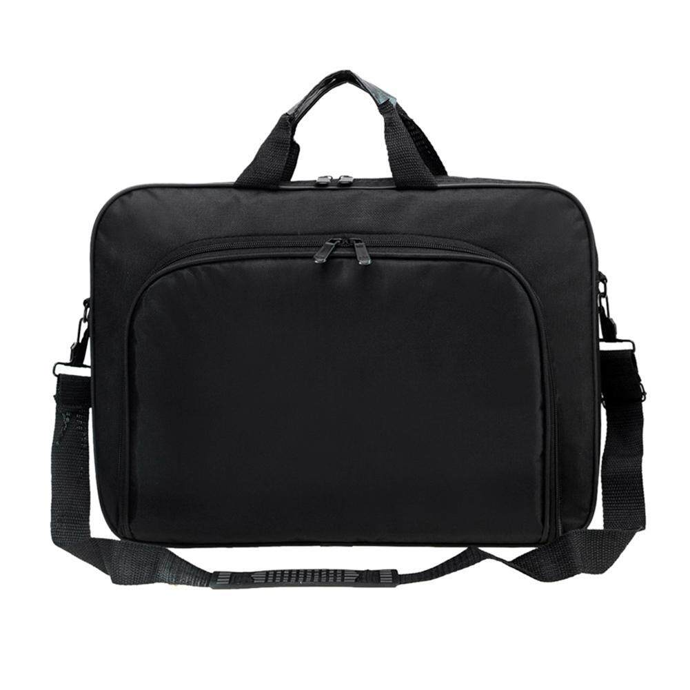 c72288118b Business Portable Nylon Computer Handbags Zipper Shoulder Laptop Simple Bag