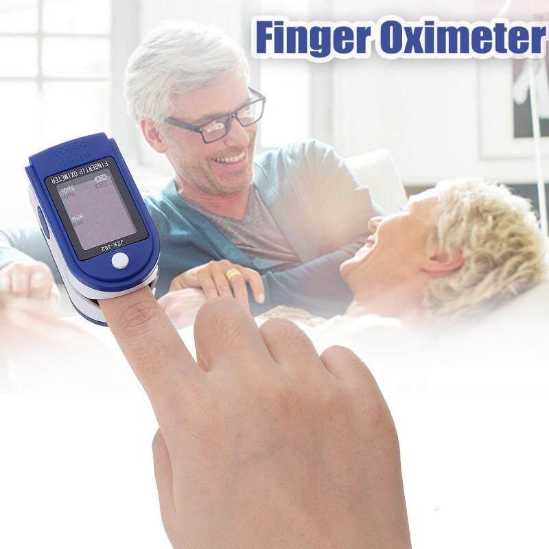 SpO2 PR Đo Đầu Ngón Tay Pulse Oximeter Oxy Trong Máu Đo Nhịp Tim bán chạy