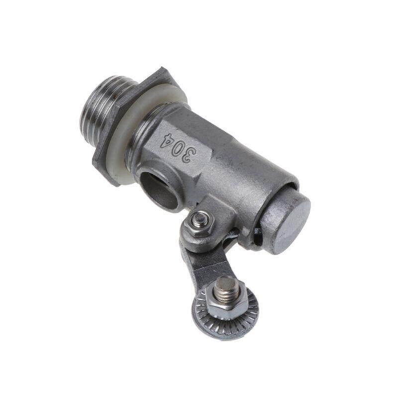 DN15 Male Thread Water Tank Ball Flow Control Float Sensor Valve Stainless Steel