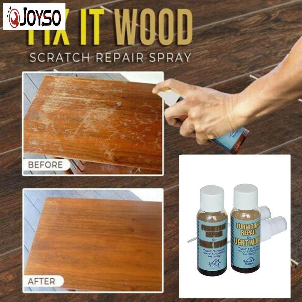 JOYSO Wood Repair Kit Furniture Paint Floor Repair Kit Sticks Scratch Fix Glue