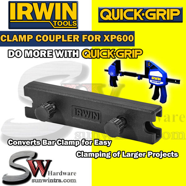 IRWIN QUICK-GRIP™ Clamp Coupler for Heavy-Duty Clamps #1964751
