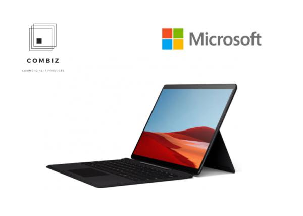 Microsoft Surface Pro X MJX-00009 / MNY-00009 13 LTE Black ( SQ1 Processor, 8GB, 128GB / 256GB SSD, SQ1 Adreno 685 GPU, W10 ) Malaysia