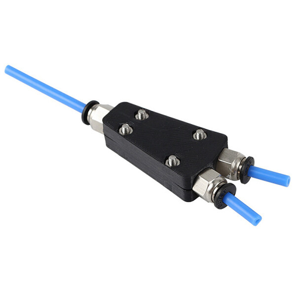 Bảng giá 3D Printer Ender-3 Extruder Feed 2 in 1 Out Pneumatic Connector Module Two-Color Print Phong Vũ