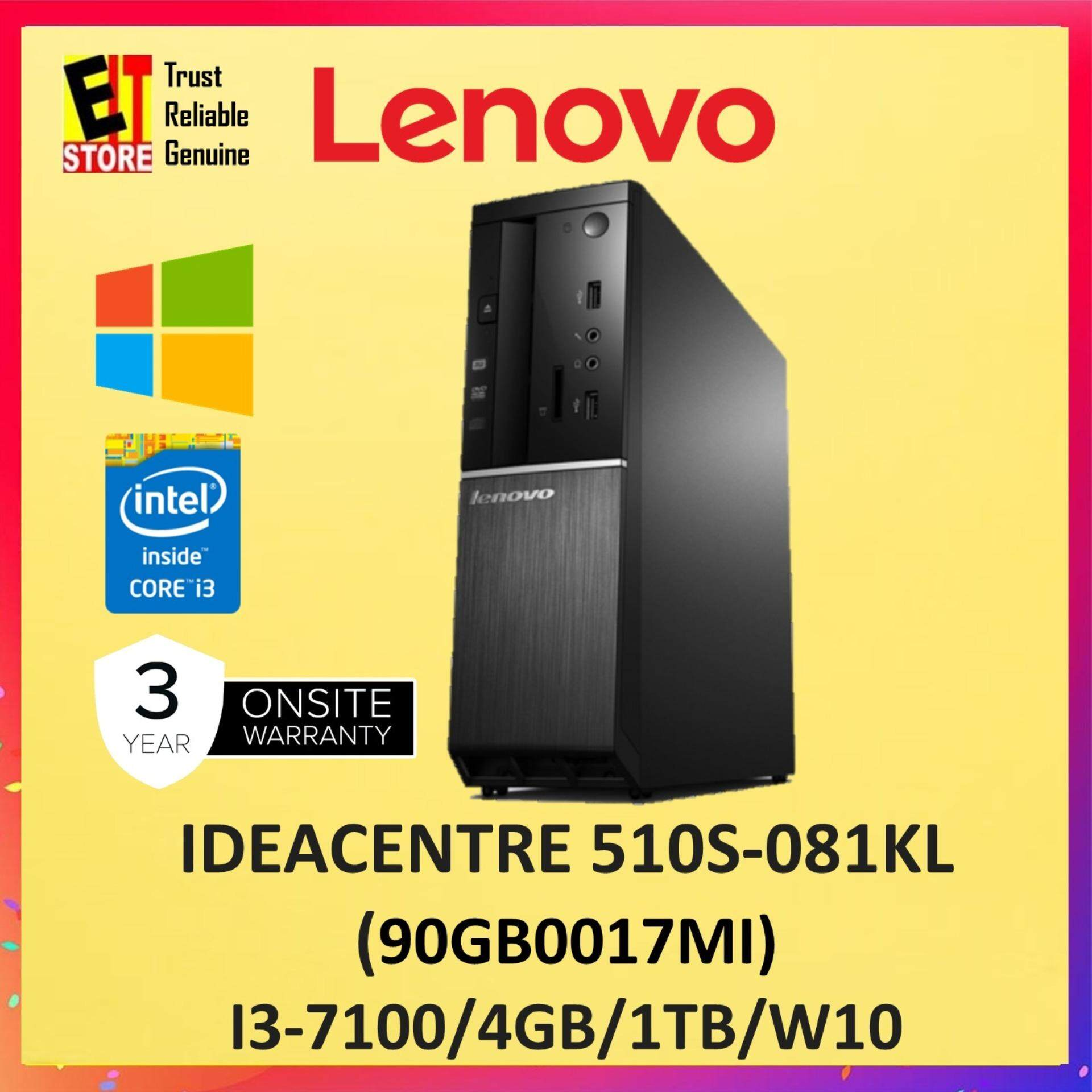 Lenovo Products & Accessories for the Best Price In Malaysia