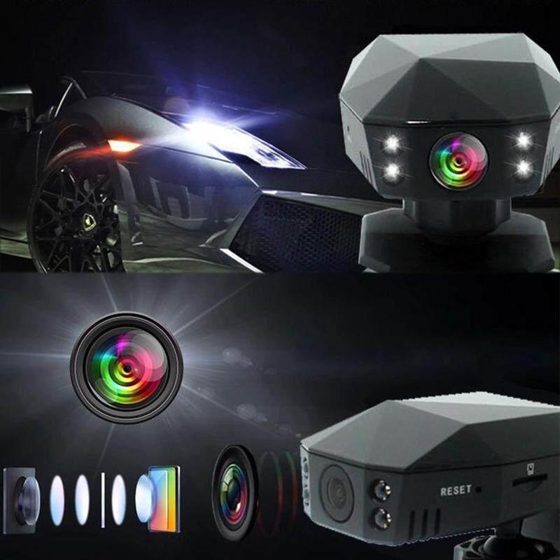 1080P Car Dash Camera Driving Recorder Car Black Box Wide Angle Night Vision