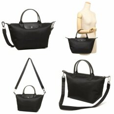 Longchamp Le Pliage Neo Small BlackLimited Promo ( Guarantee Authentic) 115337d321
