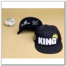 cf541721f9c 2017 New Children Boys Girls Baby King Letter Crown Baseball Cap Adjustable  Brimmed Hat