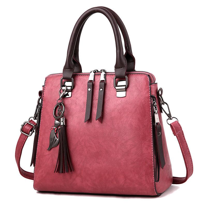 50a871dd3f31 2017 New Tide Female Bag Bag Type Sweet Lady Shoulder Handbag Factory One  Generation