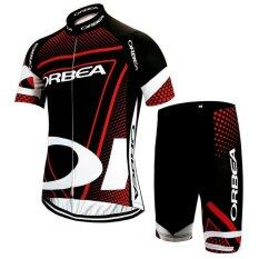 2017 Orbea Team Men Pro Cycling Jersey Set Mountain Bike Sportswear Racing Bicycle  Clothing c8144d421