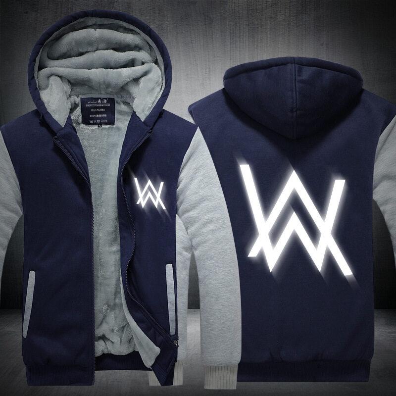 4206c1defc9da 2018 Fashion Men Women Hoodies Sweatshirts Music DJ Comedy Alan Walker Logo  Letter Hip Hop Hoodie