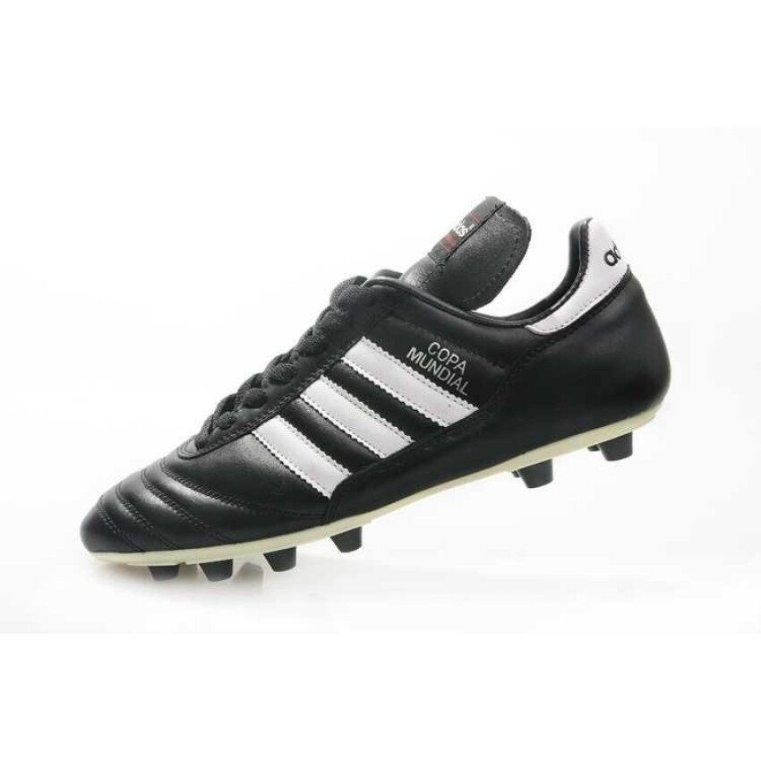 18c80f022 2018 New Football Shoes Performance Men s Copa Mundial FG Soccer Cleats  Shoe Leather Football Boots Black
