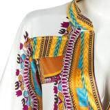 e2fce0eb6e2 3XL Plus Size African Clothes Dashiki Dress for Women Casual Summer Hippie  Print Dashiki Fabric Femme Boho Robe Femme