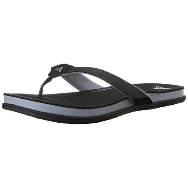 competitive price 7c6bc 2d90b adidas adidas Performance Womens Supercloud Plus Thong W Athletic  Sandal,BlackMid Grey