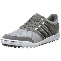 adidas Mens Adicross III Golf Shoe,Midgrey/R.Wh/Dark Cinder,