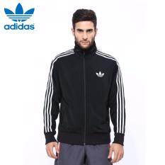 334842b38d8333 Adidas Men s Originals adicolor Firebird Track Top X41201 Black White
