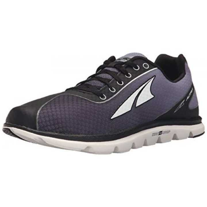 Altra 2.5 Mens One 2.5 Altra Running Shoe, Black, US 077eef