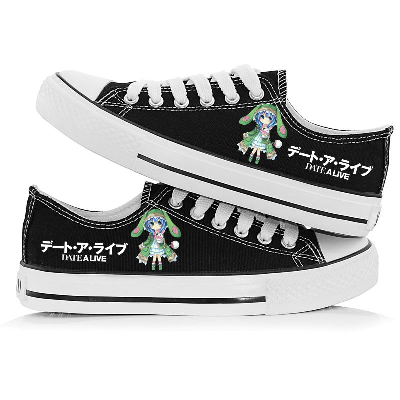 498d1ef738f YOVCA Date Masterpiece War Kawasaki Mad Three Low Top Canvas Shoes Women s  Shoes Male Four Department