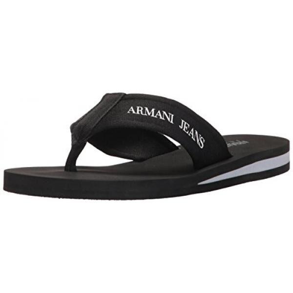 eac856b299cc1 ARMANI JEANS Armani Jeans Mens Flip Flop Flat Sandal