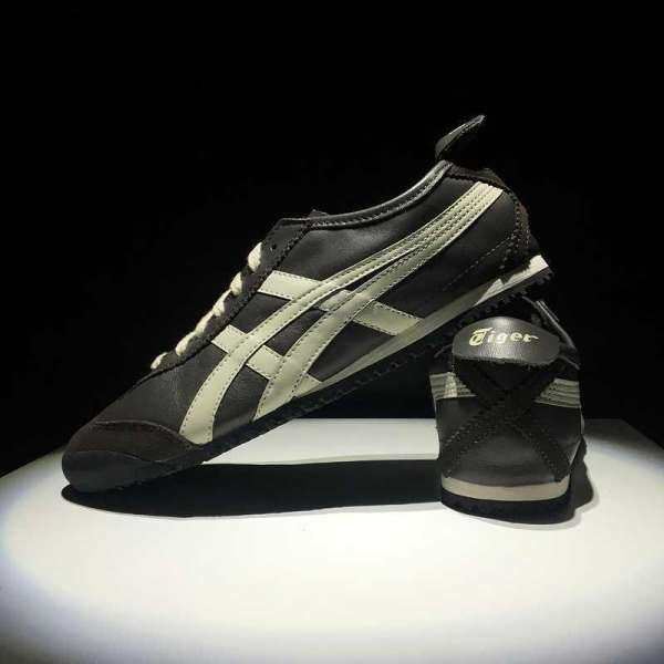 sale retailer 4fbe7 55396 Global Collection Asīcs Genuine Leather Onitsuka_Tigers MEXICO 66 For Men's  and Women's Sneakers Classic Lace-Up Tige MEXICO 66 Youth Casual Sport ...