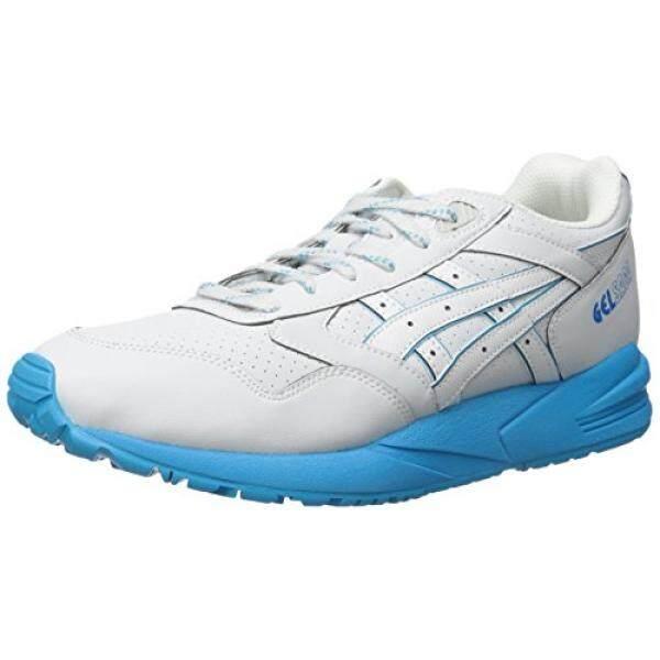 Asics Pria Gel Saga Retro Lari Sepatu, Lembut Grey/Lembut Grey, AS-Internasional
