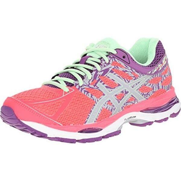 ASICS Womens Gel-cumulus ite-show Running Shoe, Diva Pink/Silver/Grape, US - intl