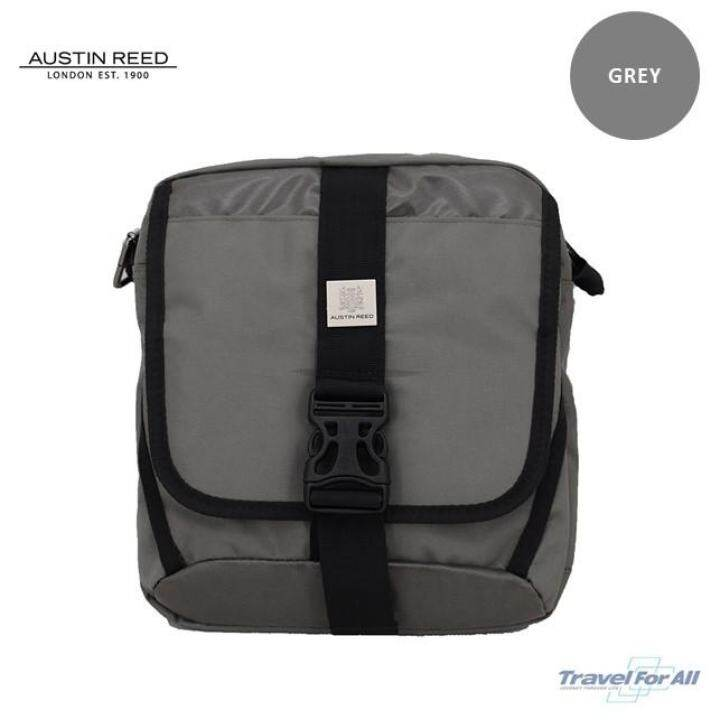 Austin Reed Mini Messenger Bag Sold By Travel For All Grey Lazada