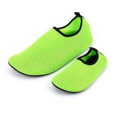 Beach Swim Slip Surf Water Shoes (green)(green Uk:6.5) By Joyonline.