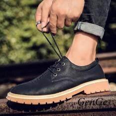 Terbaik Jual Kasual Sepatu Kulit, Pria Bisnis Sepatu, Inggris Sepatu Martin, Sebagian Besar Martin Sepatu Kulit Hitam