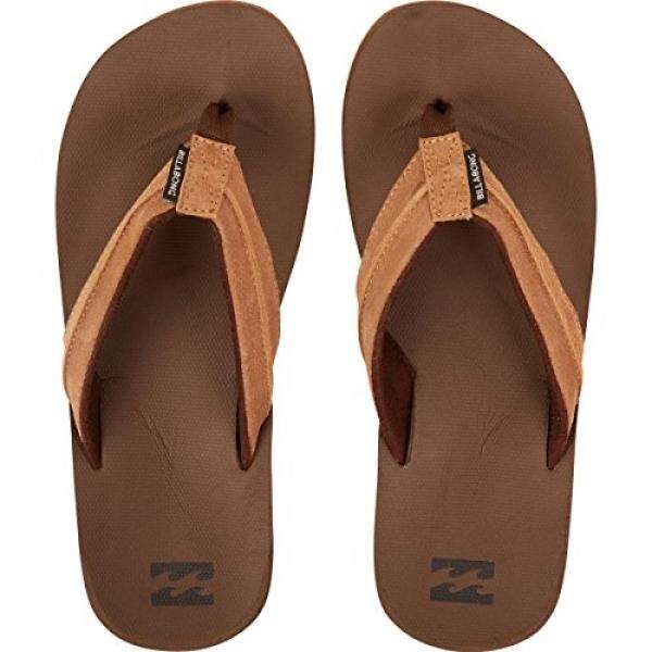 Billabong Mens All Day Impact Lux Supreme Cushion Eva Footbed Sandal Flip Flop,Brown, US - intl